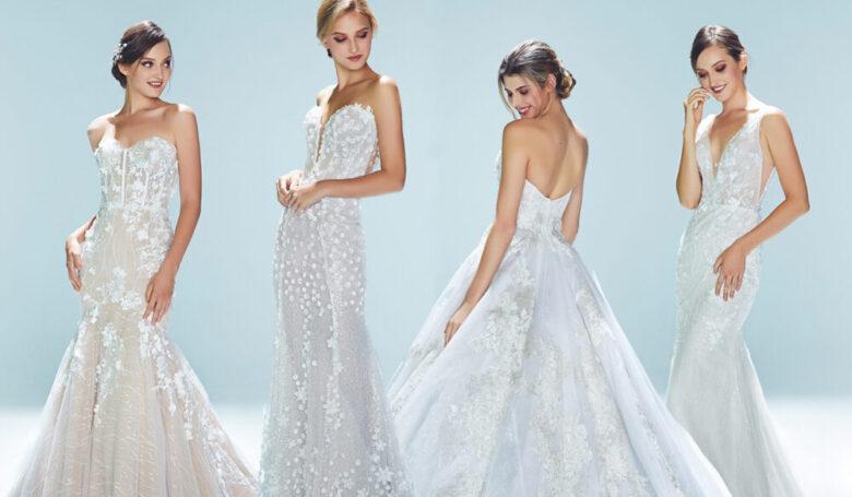 Best 5 Wedding Dress Trends For 2019 Royal