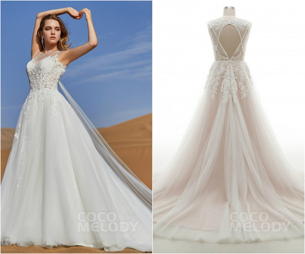 Top 2019 Wedding Dresses: Best 21 A-Line Wedding Dresses For 2019