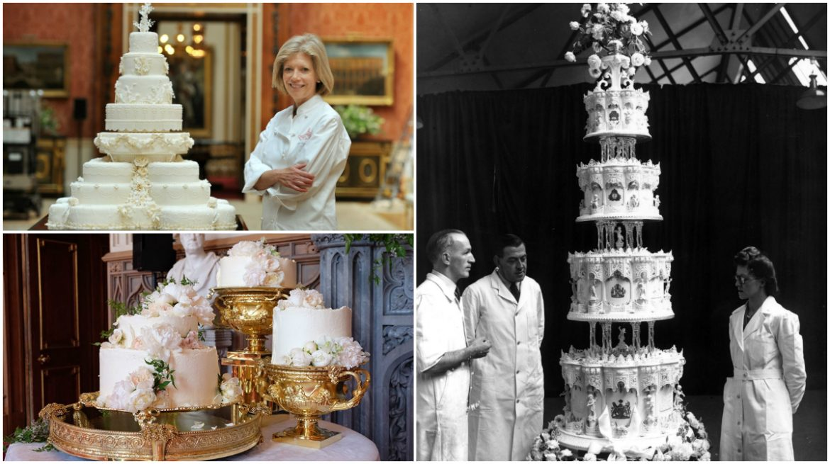 The Most Beautiful And Breathtaking Royal Wedding Cakes In History