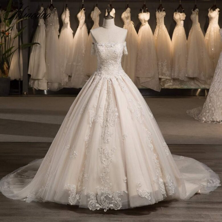 21 Best Champagne Wedding Dresses In 2020 Royal Wedding