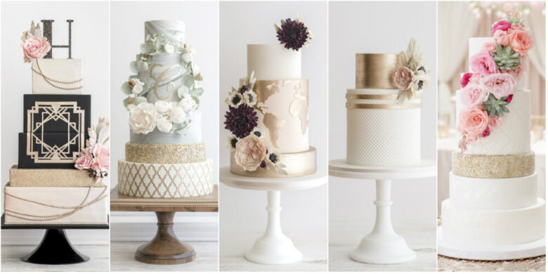 The Best Ideas On How To Decorate Your Own Wedding Cake
