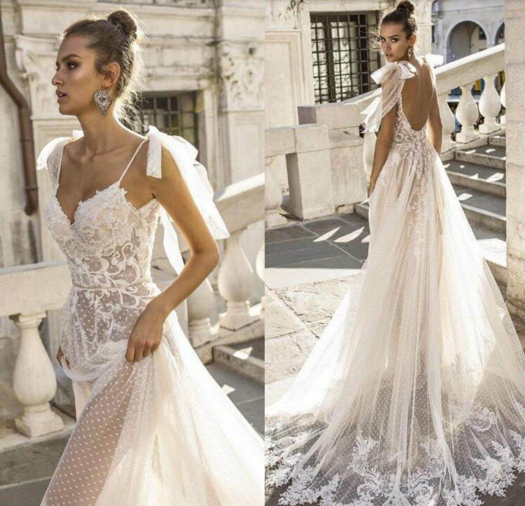 Best Beaches 2020 21 Best Beach Wedding Dresses For 2019/2020   Royal Wedding