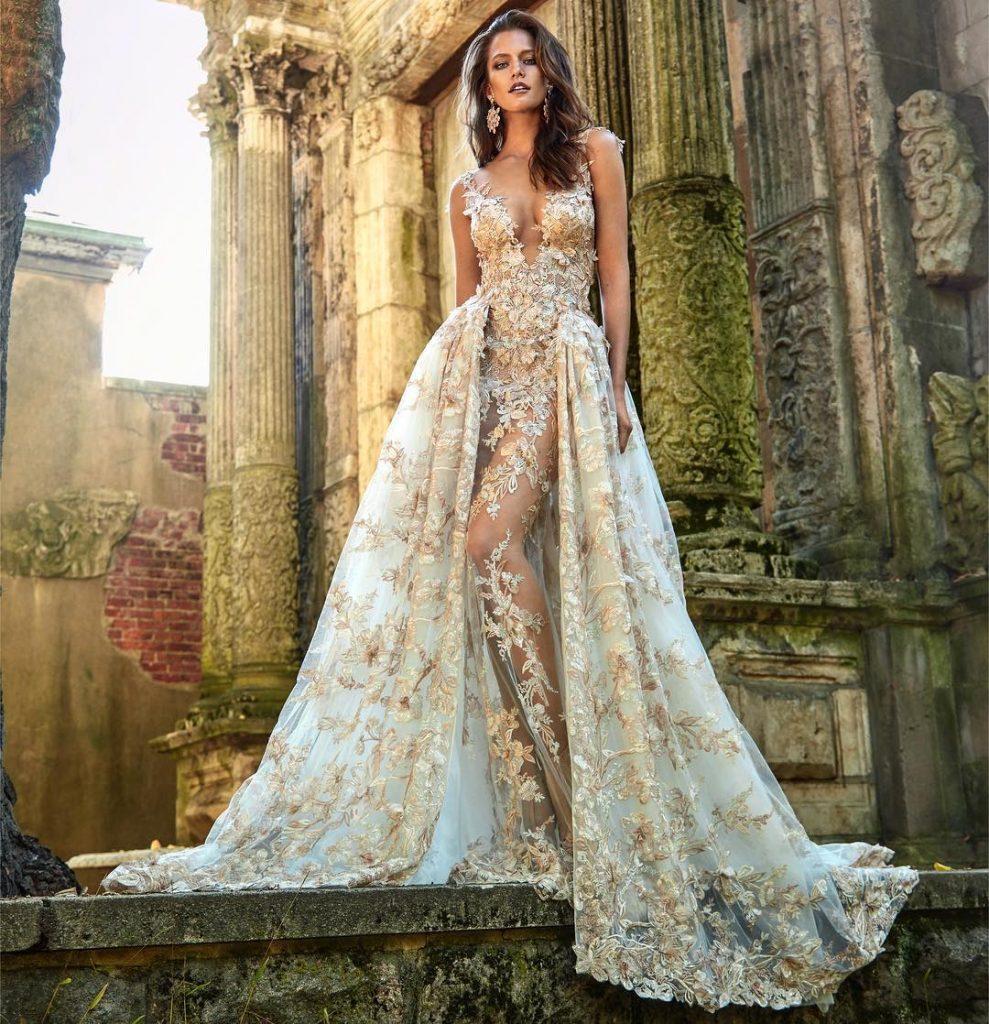 Fairy Wedding Dress.21 Best Bridal Dresses For A Perfect Fairytale Wedding