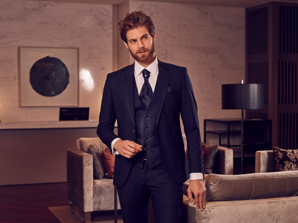 Men Fashion Wedding Suits 2021 Royal Wedding