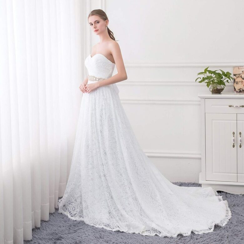 wedding dresses under $100