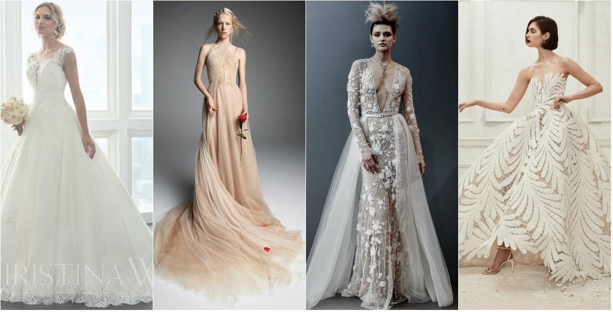 10 Best Wedding Dress Designers For 2020