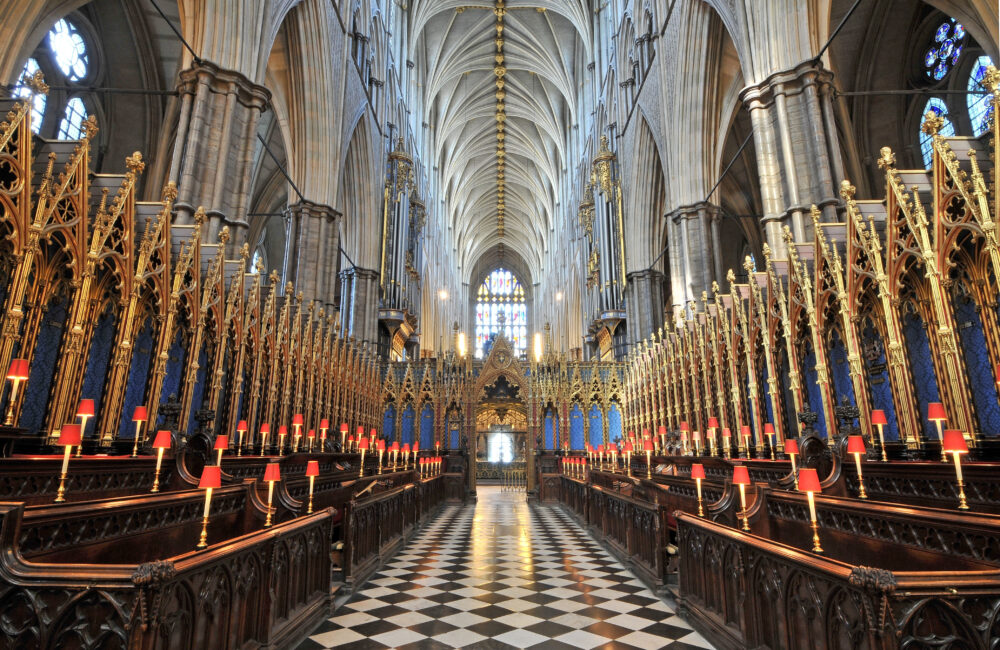 Pictures of Westminster Abbey - Royal Wedding