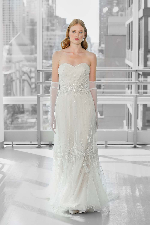 Top 15 Pearl Wedding Dresses 2020 Royal Wedding
