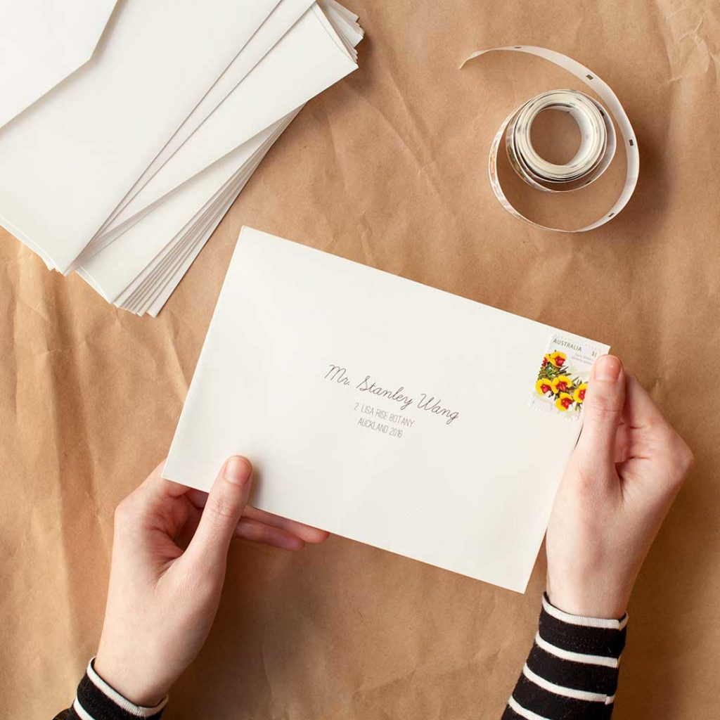 What To Write On Wedding Invitations: 5 Ways You Could Write Your Own Wedding Invitation
